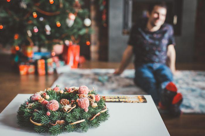 Kalėdos ir Advento vainikas